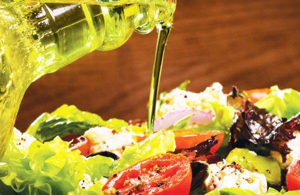 Garlic Salad Dressing